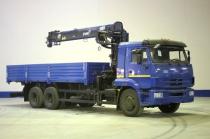 190T-6 на шасси КАМАЗ-65117
